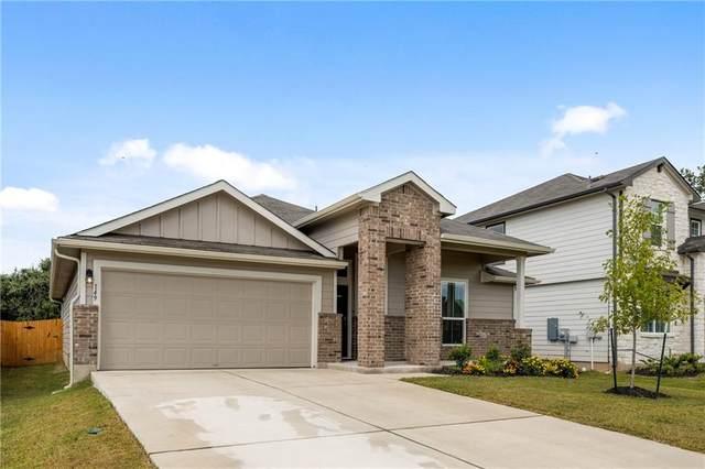 149 Hunter Loop, Bertram, TX 78605 (#9652124) :: Papasan Real Estate Team @ Keller Williams Realty