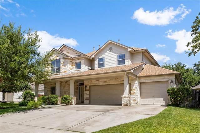 805 Ripperton Run, Cedar Park, TX 78613 (#9653533) :: Papasan Real Estate Team @ Keller Williams Realty