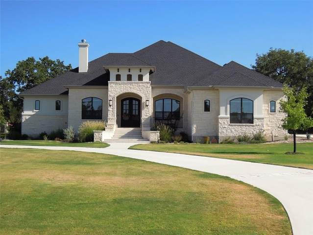 1125 Eagle Point Dr, Georgetown, TX 78628 (#9654610) :: The Perry Henderson Group at Berkshire Hathaway Texas Realty