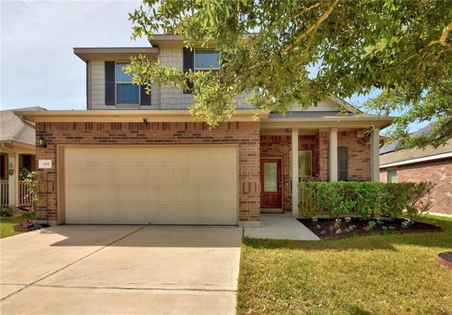 458 Travertine Trl, Buda, TX 78610 (#9655468) :: The Heyl Group at Keller Williams