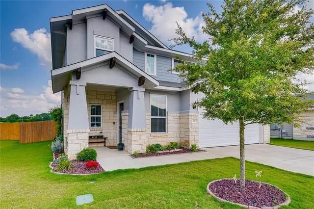 117 Four Star Drive Dr, Elgin, TX 78621 (#9656839) :: Papasan Real Estate Team @ Keller Williams Realty