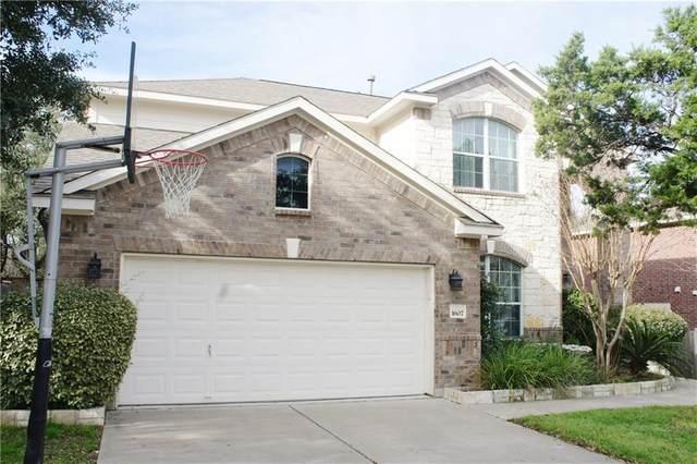 1607 Teal Trl, Cedar Park, TX 78613 (MLS #9658325) :: Brautigan Realty