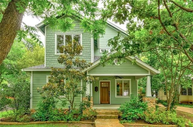 4100 Ramsey Ave, Austin, TX 78756 (#9659158) :: First Texas Brokerage Company