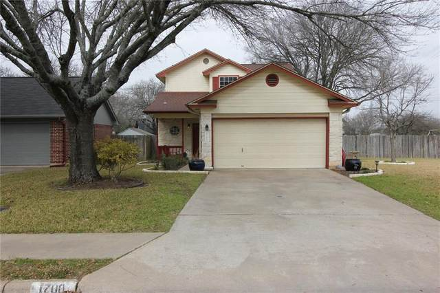 1700 Sylvia Ln, Round Rock, TX 78681 (#9660440) :: The Summers Group