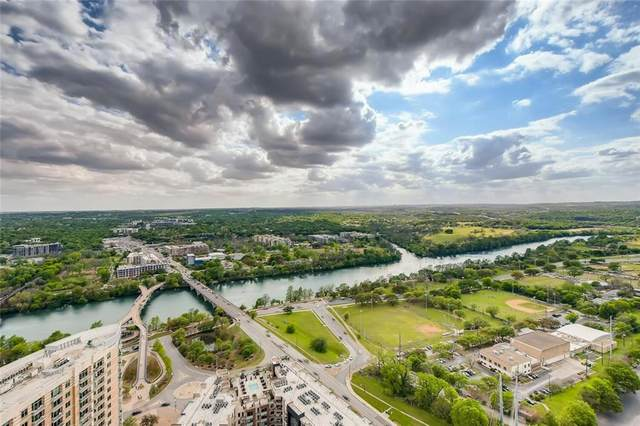 300 Bowie St #3802, Austin, TX 78703 (#9662587) :: Front Real Estate Co.
