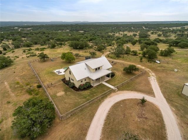 1601 County Road 220, Oakalla, TX 78608 (#9668118) :: Papasan Real Estate Team @ Keller Williams Realty