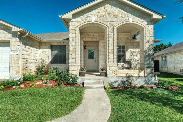 1416 Terra St, Round Rock, TX 78665 (#9668238) :: Realty Executives - Town & Country