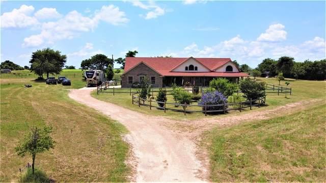 11907 W State Highway 36, Temple, TX 76502 (#9672579) :: Papasan Real Estate Team @ Keller Williams Realty