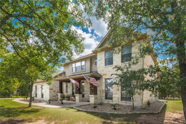 104 Long Bow Cv, Bastrop, TX 78602 (#9673990) :: The Heyl Group at Keller Williams