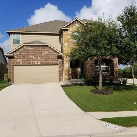 21112 Huckabee Bnd, Pflugerville, TX 78660 (#9674904) :: Papasan Real Estate Team @ Keller Williams Realty
