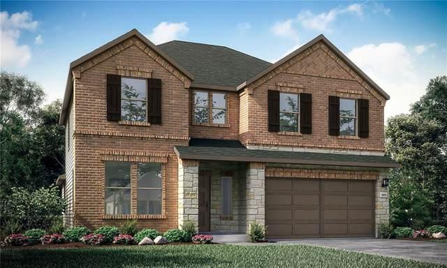 217 Capstone Rd, Liberty Hill, TX 78642 (#9676634) :: Papasan Real Estate Team @ Keller Williams Realty