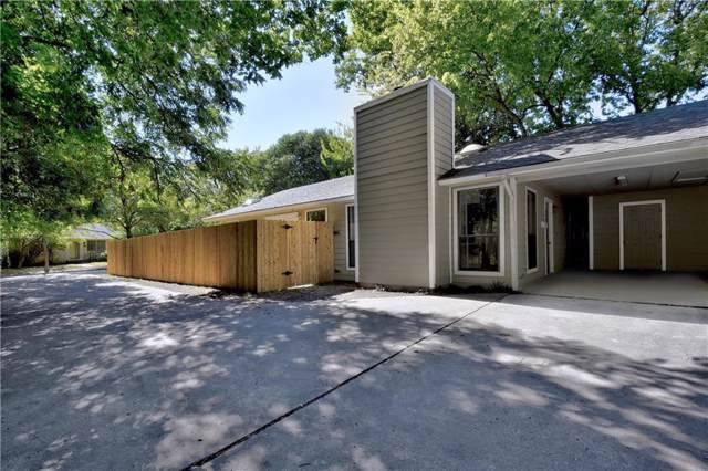 608 Genard St A, Austin, TX 78751 (#9676638) :: The Perry Henderson Group at Berkshire Hathaway Texas Realty