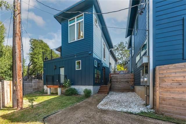 3923 E 16th St B, Austin, TX 78721 (#9677255) :: Papasan Real Estate Team @ Keller Williams Realty