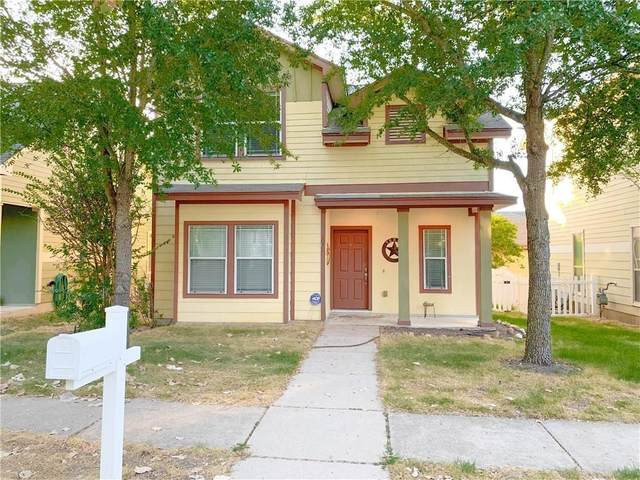 507 Mcgarity, Kyle, TX 78640 (#9678254) :: Papasan Real Estate Team @ Keller Williams Realty