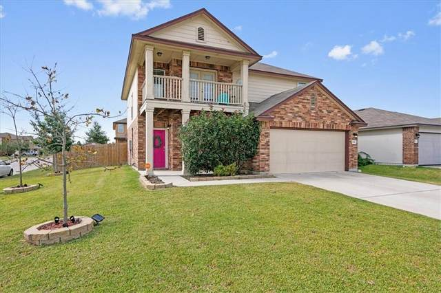 156 Hondo Gap Ln, Jarrell, TX 76537 (#9680904) :: First Texas Brokerage Company