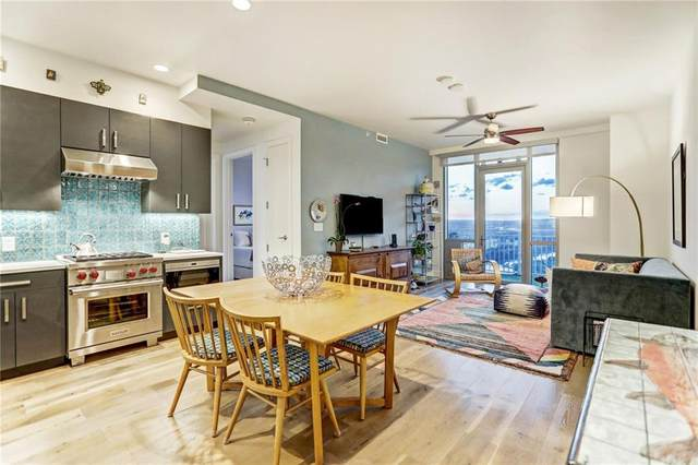 222 West Ave #2810, Austin, TX 78701 (#9680995) :: Azuri Group | All City Real Estate