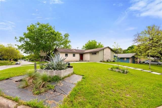 6813 N Bryn Mawr Dr, Austin, TX 78723 (#9681328) :: R3 Marketing Group