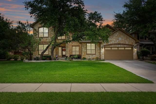 3827 Sapphire Loop, Round Rock, TX 78681 (#9682034) :: Papasan Real Estate Team @ Keller Williams Realty