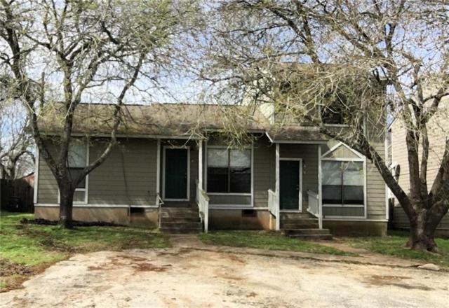 106 Hillside Dr, Elgin, TX 78621 (#9682112) :: Papasan Real Estate Team @ Keller Williams Realty