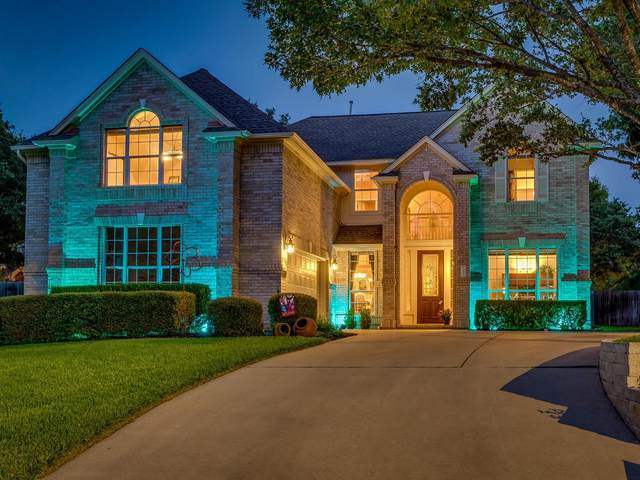 16813 Squaw Valley Ln, Austin, TX 78717 (#9682323) :: The Heyl Group at Keller Williams