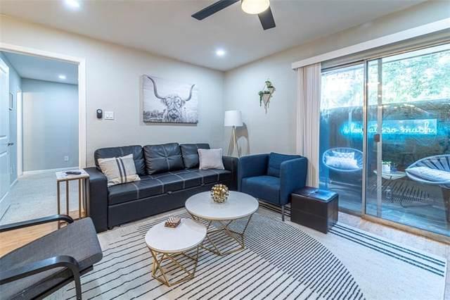 3204 Menchaca Rd #109, Austin, TX 78704 (MLS #9683434) :: Brautigan Realty