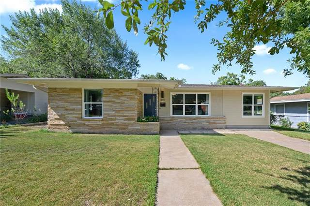 1807 Princeton Ave, Austin, TX 78757 (#9687268) :: The Heyl Group at Keller Williams