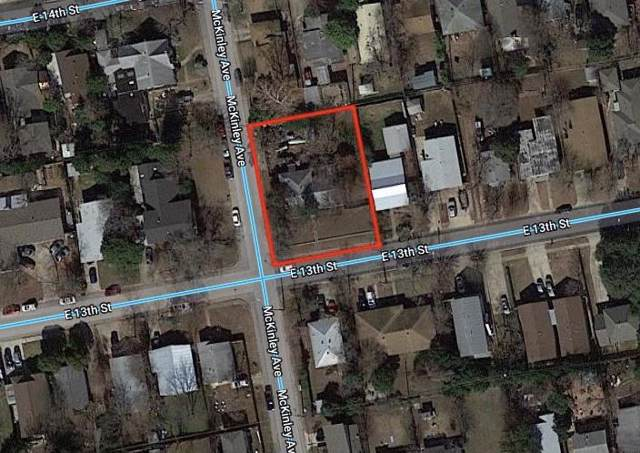 3100 E 13th St, Austin, TX 78702 (#9687736) :: The Heyl Group at Keller Williams
