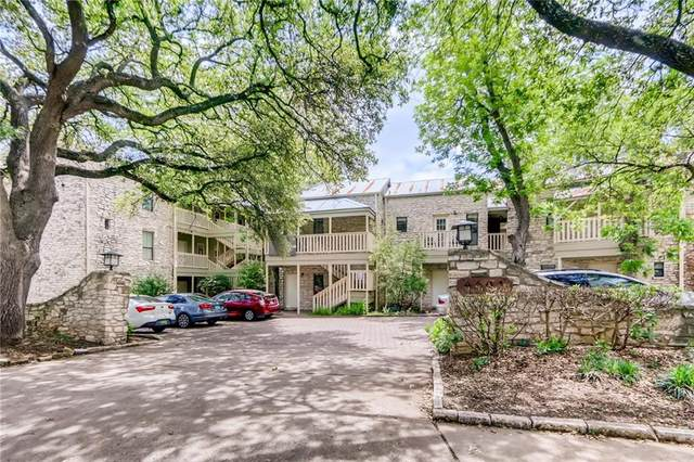 4401 Speedway #104, Austin, TX 78751 (#9687771) :: Realty Executives - Town & Country