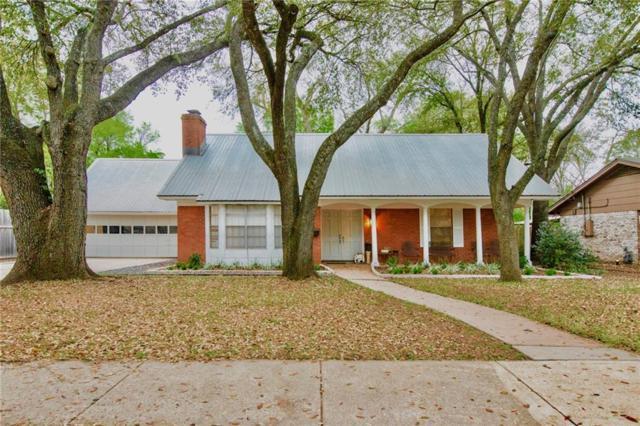 6803 Shoal Creek Blvd, Austin, TX 78757 (#9688331) :: Ben Kinney Real Estate Team
