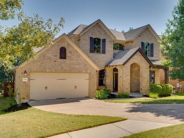 2700 Mingus Dr, Cedar Park, TX 78613 (#9689567) :: Front Real Estate Co.