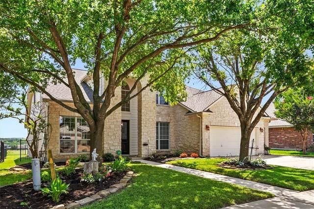 2709 Amen Corner Rd, Pflugerville, TX 78660 (#9691987) :: Papasan Real Estate Team @ Keller Williams Realty