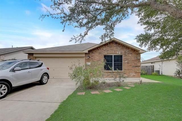 331 Carriage Way, Kyle, TX 78640 (#9692944) :: Papasan Real Estate Team @ Keller Williams Realty