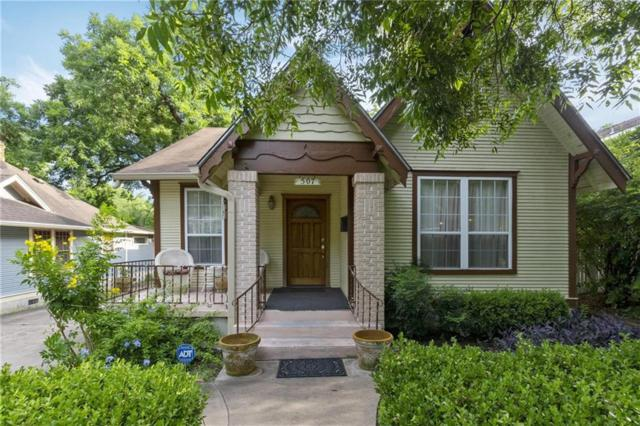 507 E 41st St, Austin, TX 78751 (#9694913) :: Ana Luxury Homes