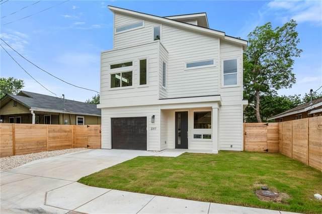 2317 Santa Rita St, Austin, TX 78702 (#9695934) :: Papasan Real Estate Team @ Keller Williams Realty