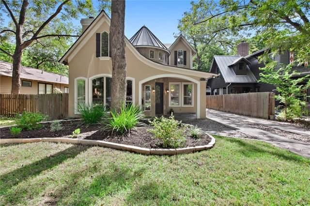 4517 Avenue C, Austin, TX 78751 (#9696280) :: Ana Luxury Homes