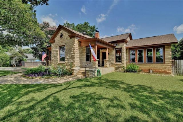 515 E 8th St, Georgetown, TX 78626 (#9697947) :: Ben Kinney Real Estate Team