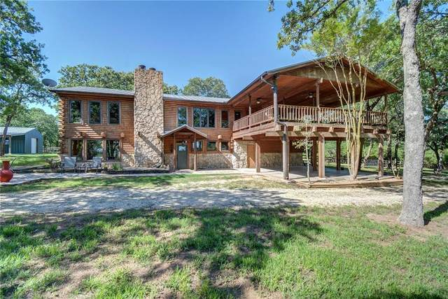 180 Bradley Ln, Rosanky, TX 78953 (#9702260) :: Realty Executives - Town & Country