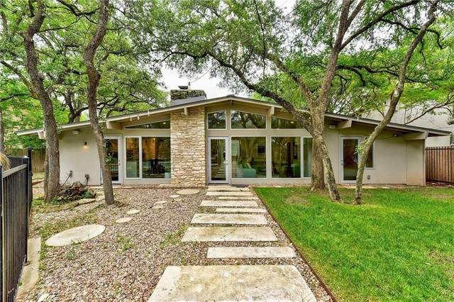 412 Ridgewood Rd, West Lake Hills, TX 78746 (#9703041) :: Bristol Palin Team