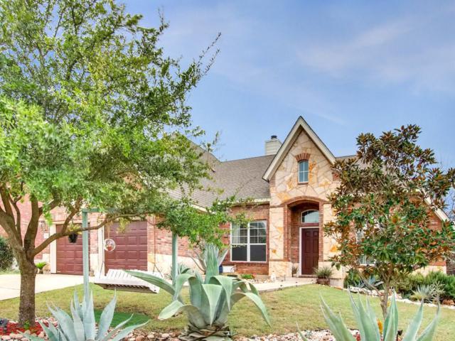 116 Justin Leonard Dr, Round Rock, TX 78664 (#9703752) :: Amanda Ponce Real Estate Team
