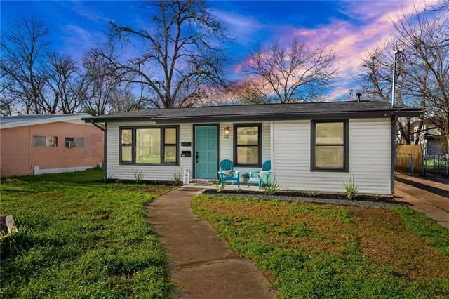 1907 Karen Ave #1, Austin, TX 78757 (#9704915) :: Umlauf Properties Group