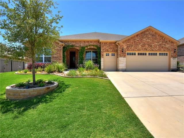 214 Fairway Ridge Rd, Georgetown, TX 78633 (MLS #9705006) :: Brautigan Realty