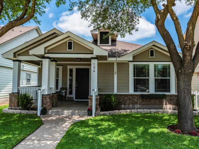 126 Chesser, Kyle, TX 78640 (#9705243) :: RE/MAX Capital City