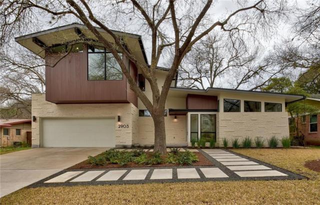 2903 Oakhaven Dr, Austin, TX 78704 (#9705298) :: Watters International