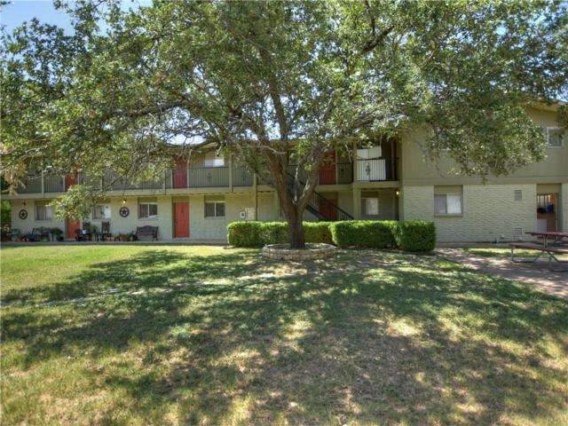 806 E 13th St #106, Georgetown, TX 78626 (#9709672) :: Papasan Real Estate Team @ Keller Williams Realty