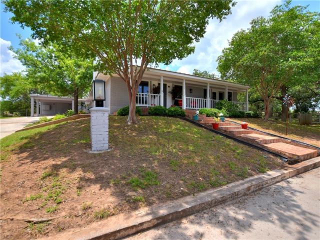 105 Boot Hill Rd, Horseshoe Bay, TX 78657 (#9710469) :: Forte Properties