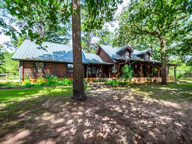 190 Pine Canyon Dr, Smithville, TX 78957 (#9714314) :: Lancashire Group at Keller Williams Realty