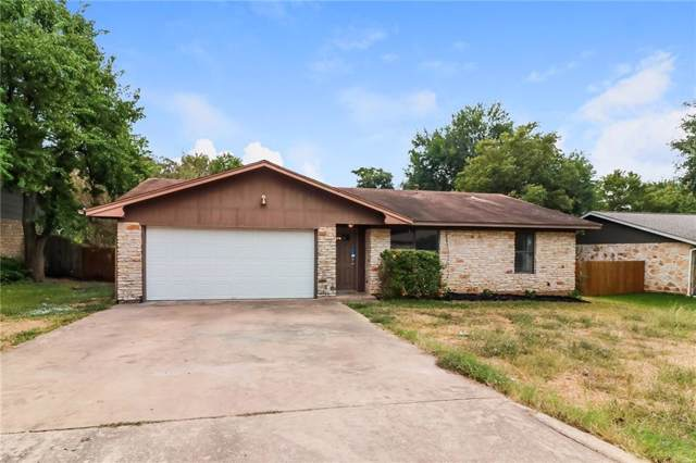 407 Pintail Ln, Taylor, TX 76574 (#9714461) :: The Gregory Group