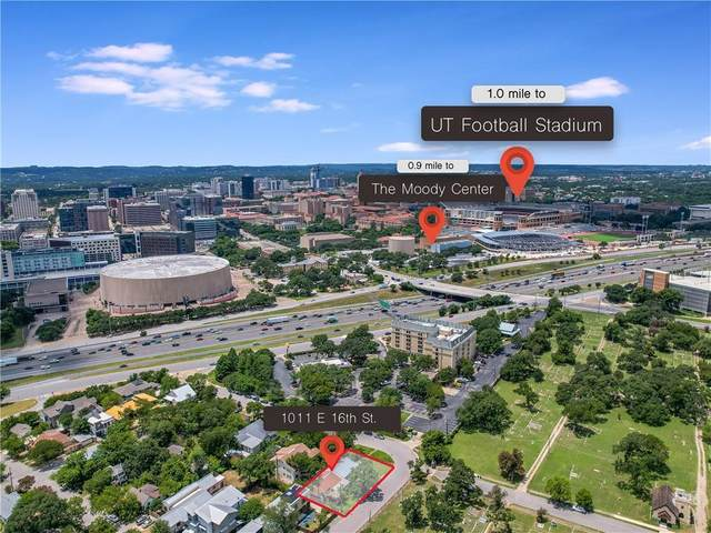 1011 East 16th St, Austin, TX 78702 (MLS #9715753) :: The Barrientos Group