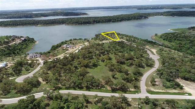 Lot 15 Lakeview Estates Dr, Morgans Point Resort, TX 76513 (#9716634) :: Green City Realty
