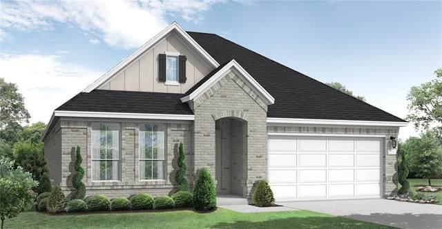 1124 Stetson Hat Trl, Georgetown, TX 78628 (MLS #9717421) :: Vista Real Estate
